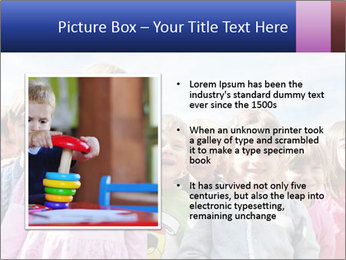 School Mates PowerPoint Template - Slide 13