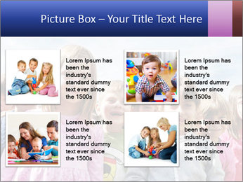 School Mates PowerPoint Template - Slide 14