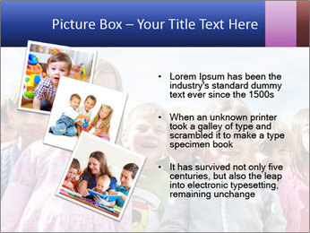 School Mates PowerPoint Template - Slide 17