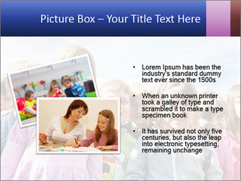 School Mates PowerPoint Template - Slide 20