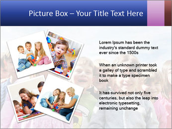 School Mates PowerPoint Template - Slide 23