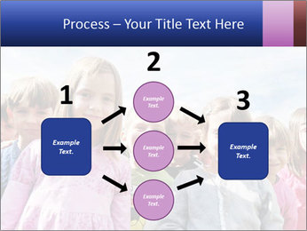 School Mates PowerPoint Template - Slide 92