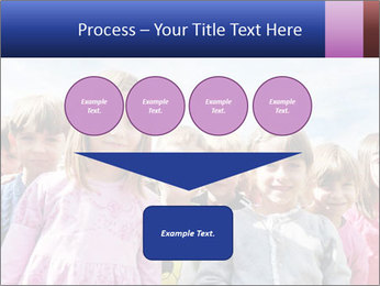 School Mates PowerPoint Template - Slide 93