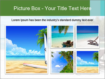 Thailand Summer Destination PowerPoint Template - Slide 19