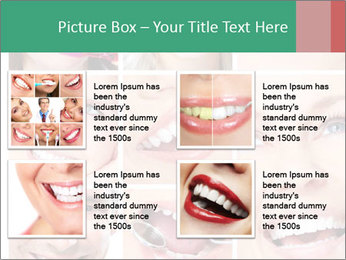 Smiles With White Teeth PowerPoint Template - Slide 14