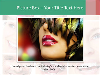 Smiles With White Teeth PowerPoint Template - Slide 15