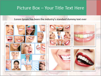 Smiles With White Teeth PowerPoint Template - Slide 19