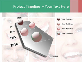 Smiles With White Teeth PowerPoint Template - Slide 26