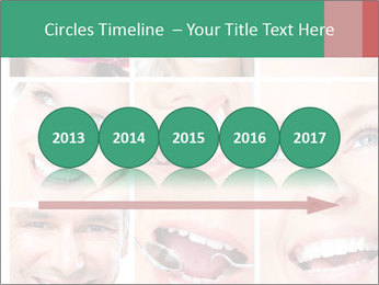 Smiles With White Teeth PowerPoint Template - Slide 29