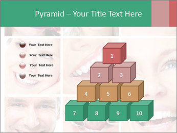 Smiles With White Teeth PowerPoint Template - Slide 31