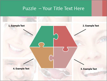 Smiles With White Teeth PowerPoint Template - Slide 40