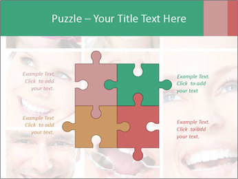 Smiles With White Teeth PowerPoint Template - Slide 43