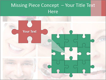 Smiles With White Teeth PowerPoint Template - Slide 45