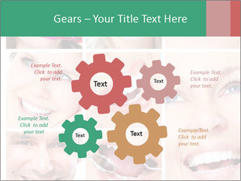 Smiles With White Teeth PowerPoint Template - Slide 47
