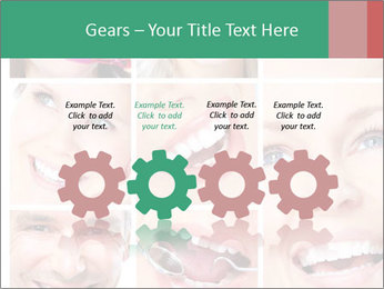 Smiles With White Teeth PowerPoint Template - Slide 48