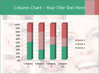 Smiles With White Teeth PowerPoint Template - Slide 50