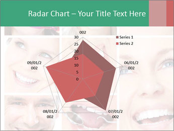 Smiles With White Teeth PowerPoint Template - Slide 51
