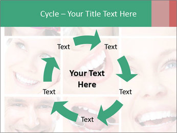 Smiles With White Teeth PowerPoint Template - Slide 62