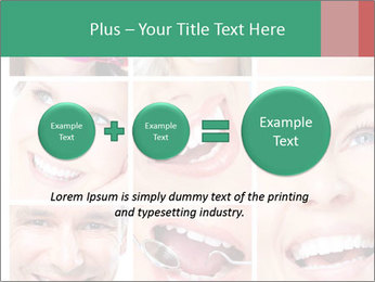 Smiles With White Teeth PowerPoint Template - Slide 75