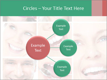 Smiles With White Teeth PowerPoint Template - Slide 79