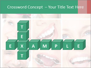 Smiles With White Teeth PowerPoint Template - Slide 82