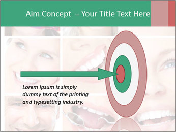 Smiles With White Teeth PowerPoint Template - Slide 83