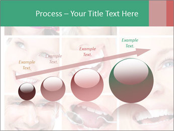 Smiles With White Teeth PowerPoint Template - Slide 87