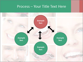 Smiles With White Teeth PowerPoint Template - Slide 91