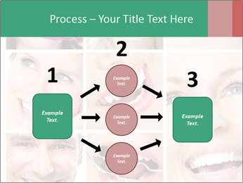 Smiles With White Teeth PowerPoint Template - Slide 92
