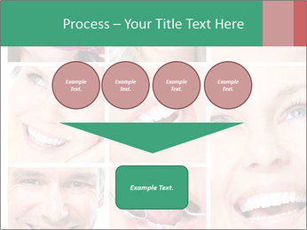 Smiles With White Teeth PowerPoint Template - Slide 93