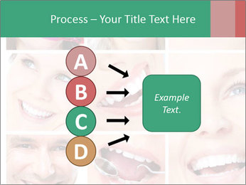 Smiles With White Teeth PowerPoint Template - Slide 94