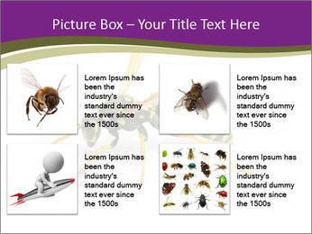 Wild Bee PowerPoint Template - Slide 14