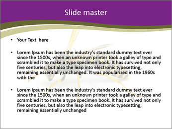 Wild Bee PowerPoint Template - Slide 2