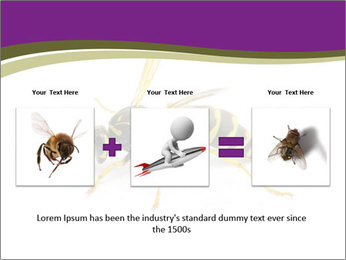 Wild Bee PowerPoint Template - Slide 22