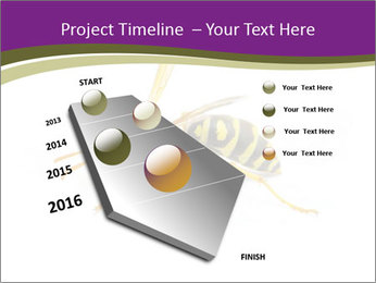 Wild Bee PowerPoint Template - Slide 26