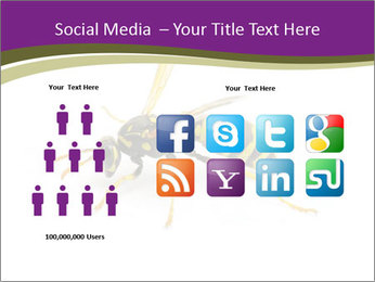 Wild Bee PowerPoint Template - Slide 5
