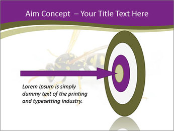 Wild Bee PowerPoint Template - Slide 83