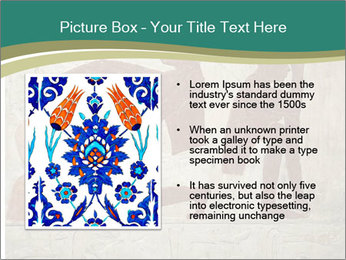 Egypt Wall Drawing PowerPoint Template - Slide 13