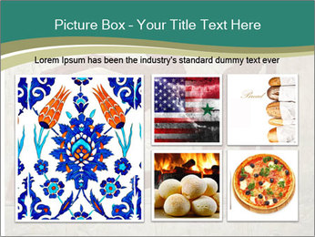 Egypt Wall Drawing PowerPoint Template - Slide 19
