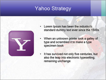 Snow Blowing Machine PowerPoint Template - Slide 11