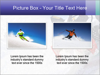 Snow Blowing Machine PowerPoint Template - Slide 18