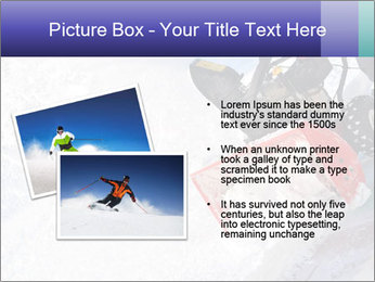Snow Blowing Machine PowerPoint Template - Slide 20