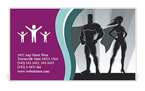 0000089288 Business Card Template