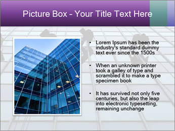 Men Cleaning Building Facade PowerPoint Template - Slide 13