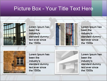 Men Cleaning Building Facade PowerPoint Template - Slide 14
