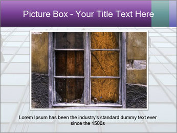 Men Cleaning Building Facade PowerPoint Template - Slide 16