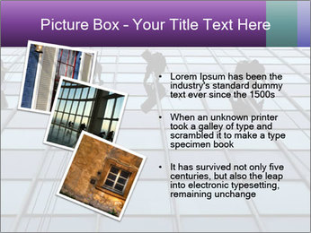 Men Cleaning Building Facade PowerPoint Template - Slide 17