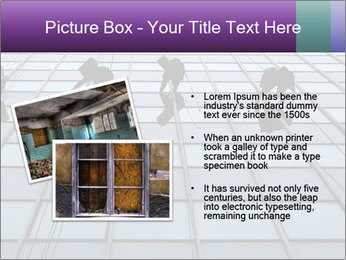 Men Cleaning Building Facade PowerPoint Template - Slide 20