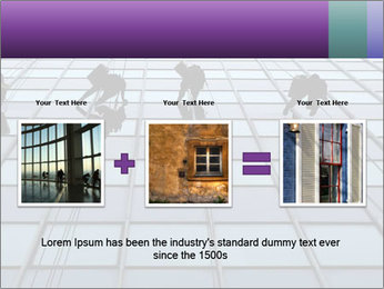 Men Cleaning Building Facade PowerPoint Template - Slide 22