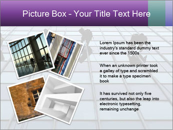 Men Cleaning Building Facade PowerPoint Template - Slide 23